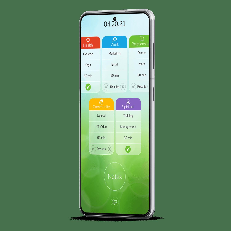 Gadjet App Day Planner